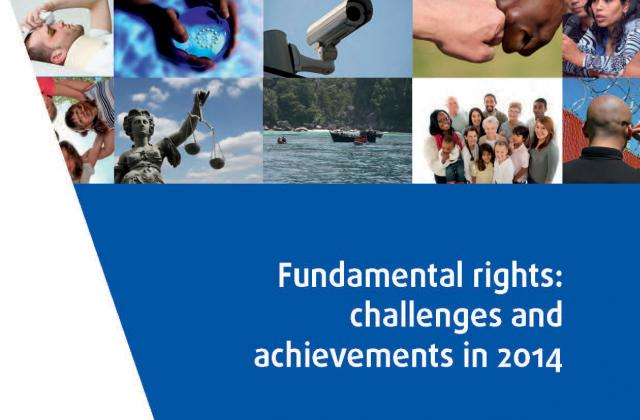 Fundamental rights: challenges and achievements in 2014 - Annual report