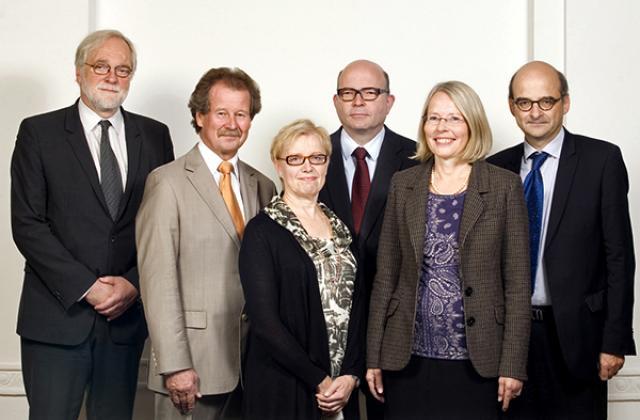 Élection de la nouvelle présidente du conseil d'administration de la FRA