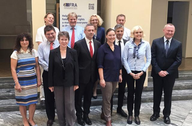 FRA's 3rd newly-elected Scientific Committee meet