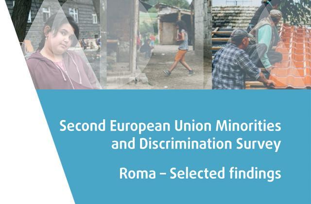 Deuxième enquête de l'Union européenne sur les minorités et la discrimination: Les Roms - Sélection de résultats
