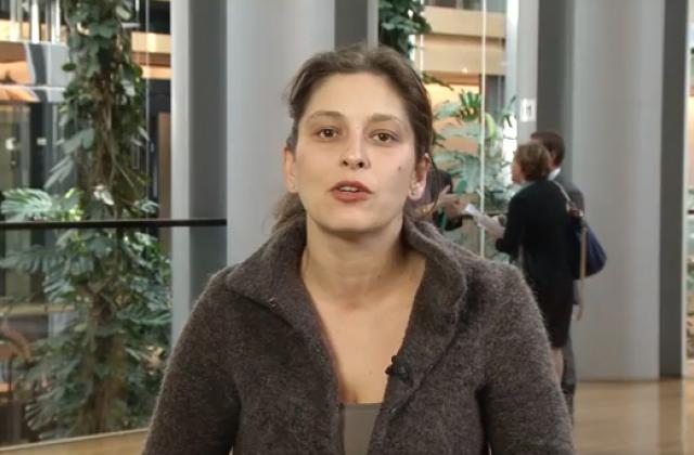 FRC 2013: Livia Jaroka