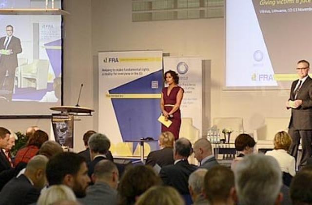Combating hate crime in the EU conference