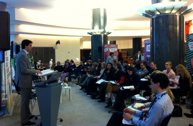 FRA presents hate crime reports at the European Parliament