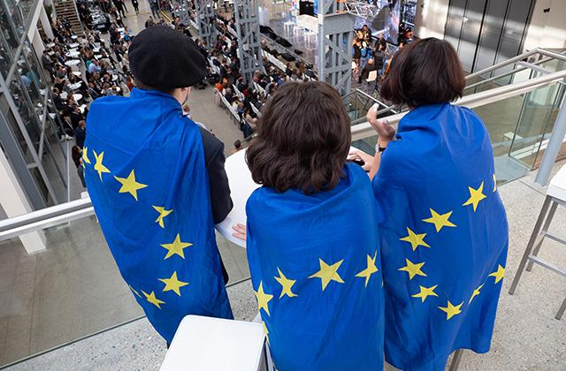 Engage our youth to shape Europe's future