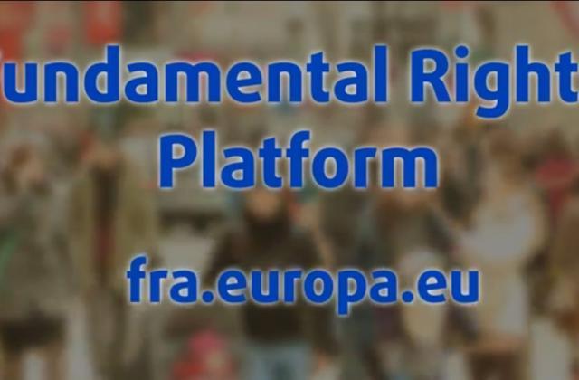The Fundamental Rights Platform - Civil Society Cooperation