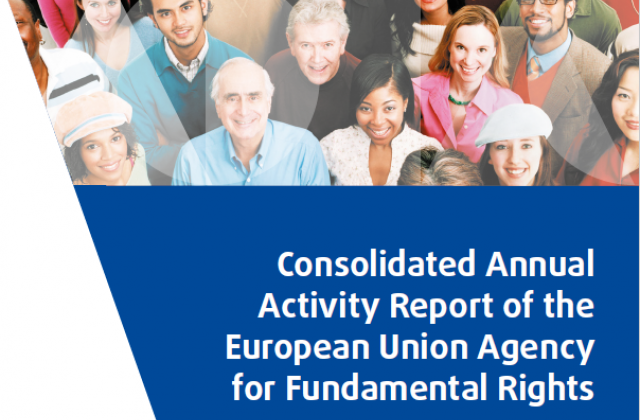 Consolidated Annual Activity Report of the European Union Agency for Fundamental Rights - 2018