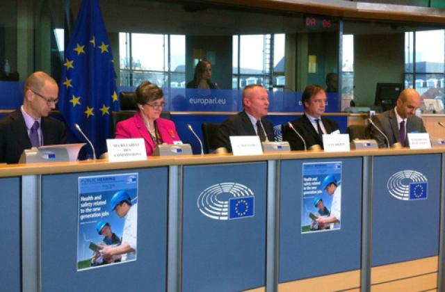 FRA exchanges views with European Parliament on employment and human rights