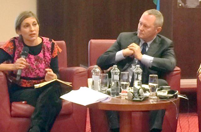 FRA Director participates in conference on empowering Roma youth
