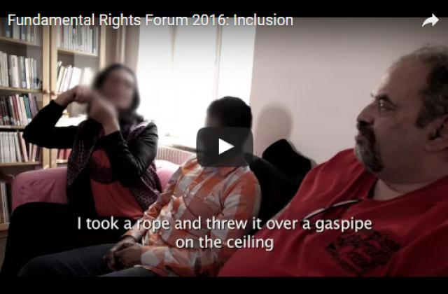 Fundamental Rights Forum - Inclusion