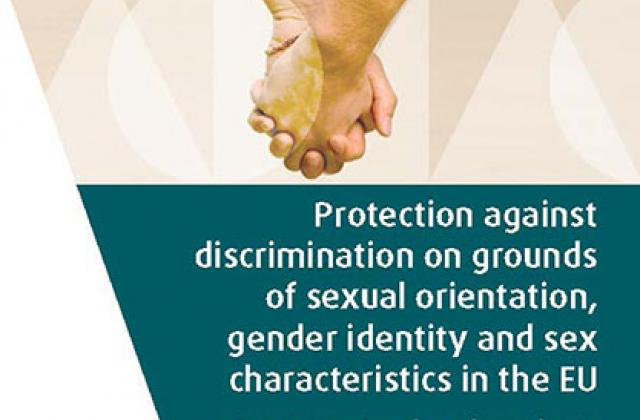 Protection against discrimination on grounds of sexual orientation, gender identity and sex characteristics in the EU – Comparative legal analysis – Update 2015