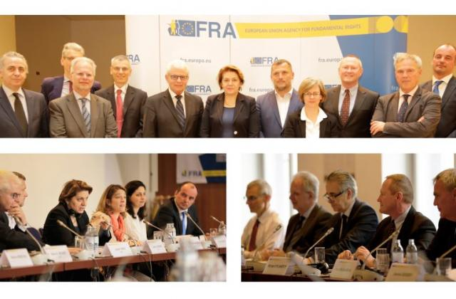 European Parliament visit to FRA an opportunity to further strengthen ties