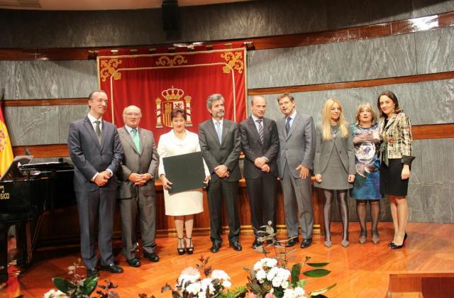 Auszeichnung der FRA für ihren herausragenden Einsatz bei der Bekämpfung von Gewalt gegen Frauen