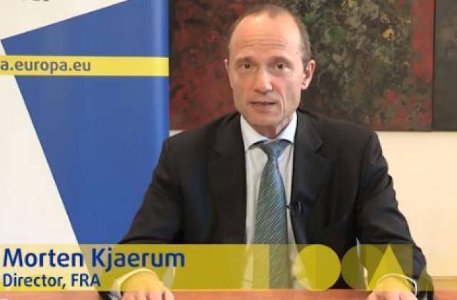 FRA: survey on antisemitism - Morten Kjaerum