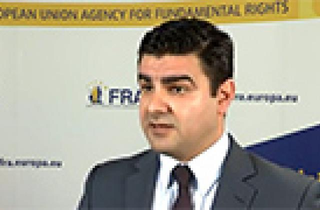New FRA pilot survey on Roma