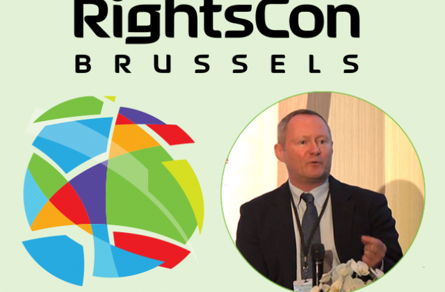 FRA speaks at digital rights event RightsCon
