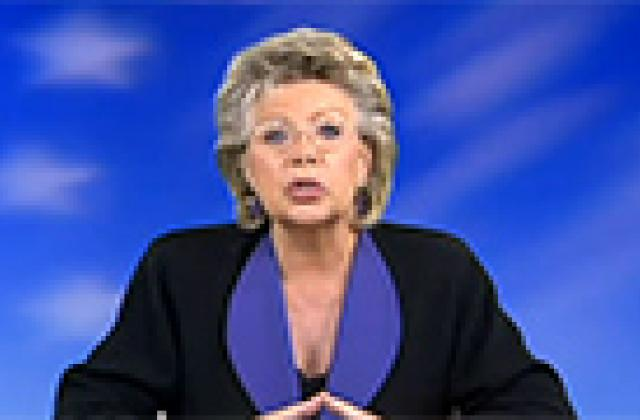 Video address by Viviane Reding