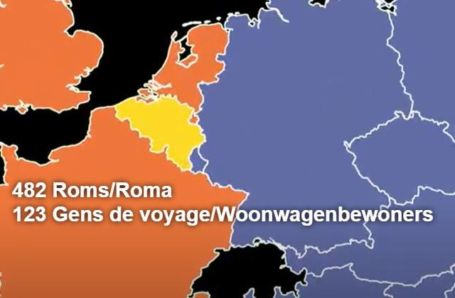 Roma and Travellers in Belgium