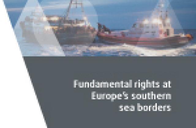 Fundamental rights at Europe's southern sea borders