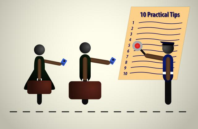 10 practical tips to prevent border management rights violations