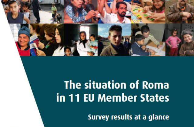 The situation of Roma in 11 EU Member States - Survey results at a glance