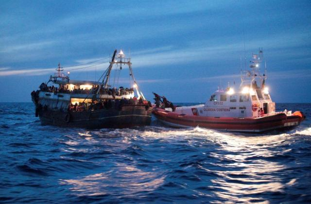 Fundamental rights at the EU's southern sea borders: Deficiencies, promising practices and challenges