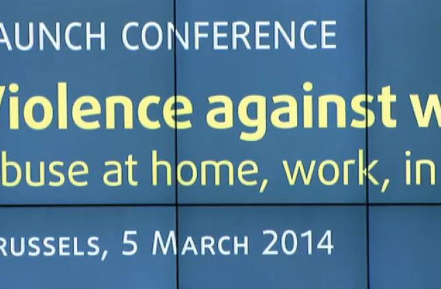 Launch conference - Violence Against Women