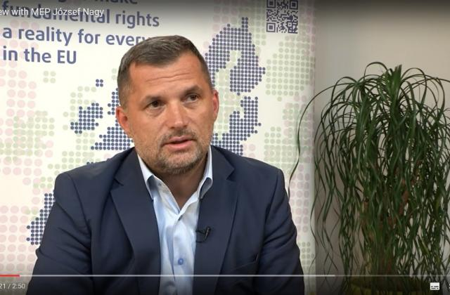 Interview with MEP József Nagy