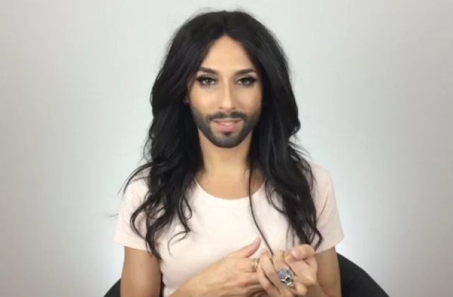 LGBTI event -  Video message Conchita Wurst