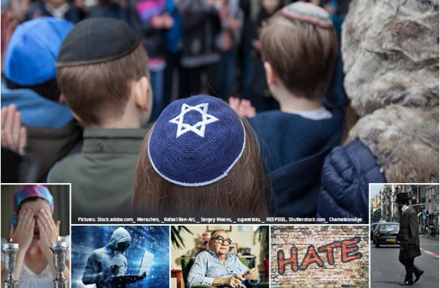 Persistent antisemitism hangs over EU