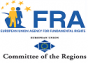 logos of the FRA and the Committee of the Regions