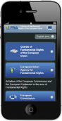 EU Charter app