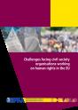 Difficultés rencontrées par les organisations de la société civile actives dans le domaine des droits de l'homme dans l'UE