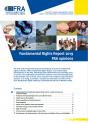 Rapport sur les droits fondamentaux 2019 – Avis de la FRA